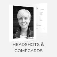 Headshots & Compcards