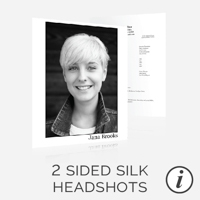 Silk Headshots 2 Side