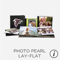 Pearl Layflat Book