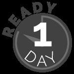 Ready 1 Day
