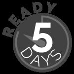 Ready 5 Days